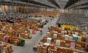 Amazon expands in Australia and plans huge warehouse
