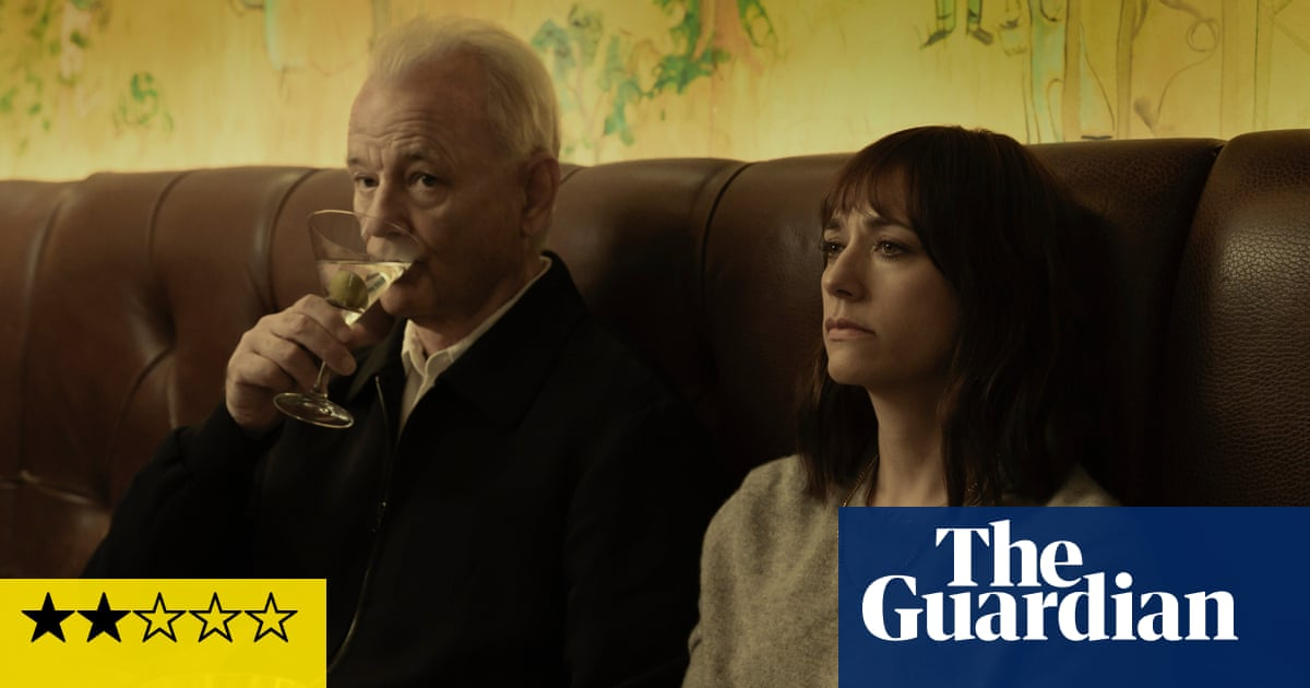 On the Rocks review -  Bill Murray flirts with disaster in daddy-issues comedy