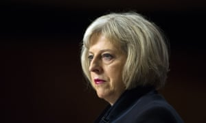 Theresa May: 'a return to provincial Toryism'.