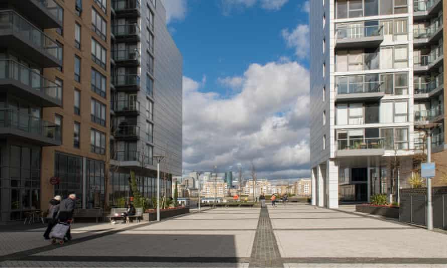 New Capital Quay development
