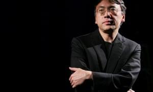 The writer Kazuo Ishiguro