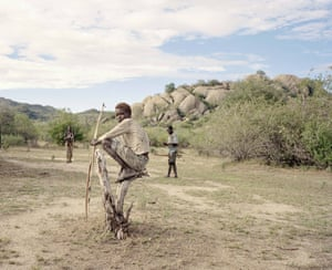 The Hadza are one of the last remaining societies which remain in the world that survive purely from hunting and gathering. Very little has changed in the way the Hadza live their lives