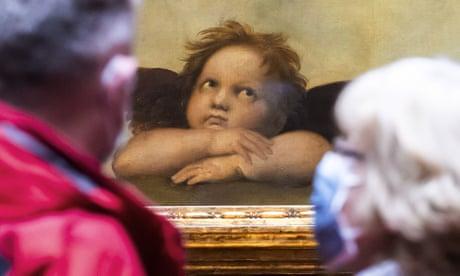 Galleries in Europe open doors as lockdown lifts – in pictures
