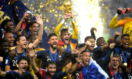 World Cup 2018  France celebrations continue and tournament memories ... 471e64cb1