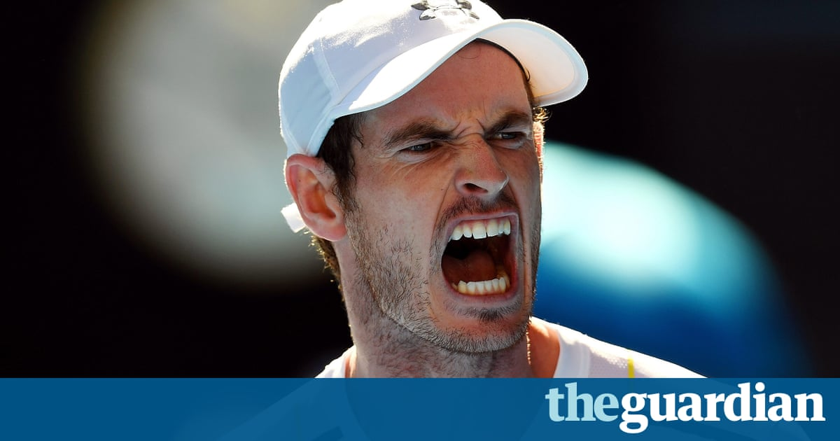 Andy Murray crashes out of Australian Open to inspired Mischa Zverev