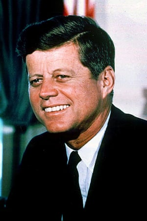 John F Kennedy (1917-1963), 35th President of the United States of America (1961-1963,).<br>UNSPECIFIED - CIRCA 1754: John F Kennedy (1917-1963), 35th President of the United States of America (1961-1963,). (Photo by Universal History Archive/Getty Images)