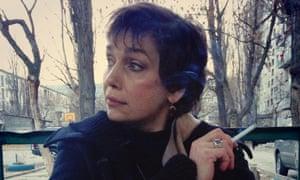 Svetlana Anokhina, editor of the online women's magazine Daptar