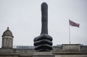 'Phallic, ungainly and hysterically strident'... Really Good.
