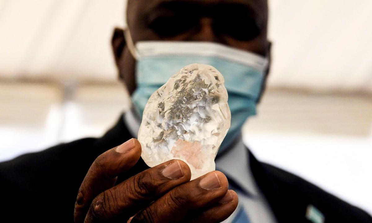 World'S Third Largest Diamond Discovered In Botswana | Botswana | The  Guardian