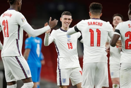 Big Phil Foden and the crew.