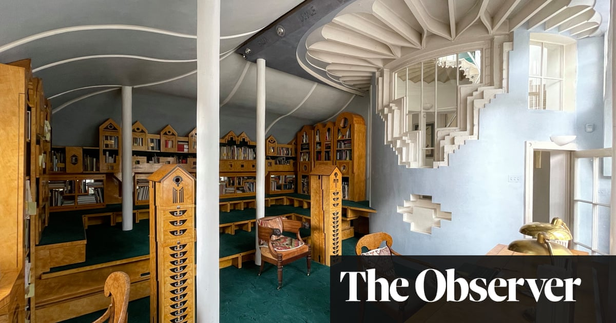 The Cosmic House review – a dizzying house for all seasons