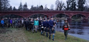 Perth And District Junior Pipe Band