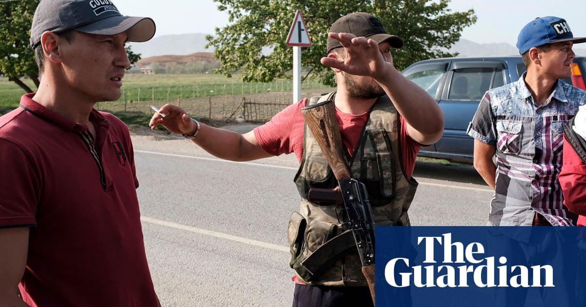 Kyrgyzstan-Tajikistan ceasefire holding after day of intense fighting