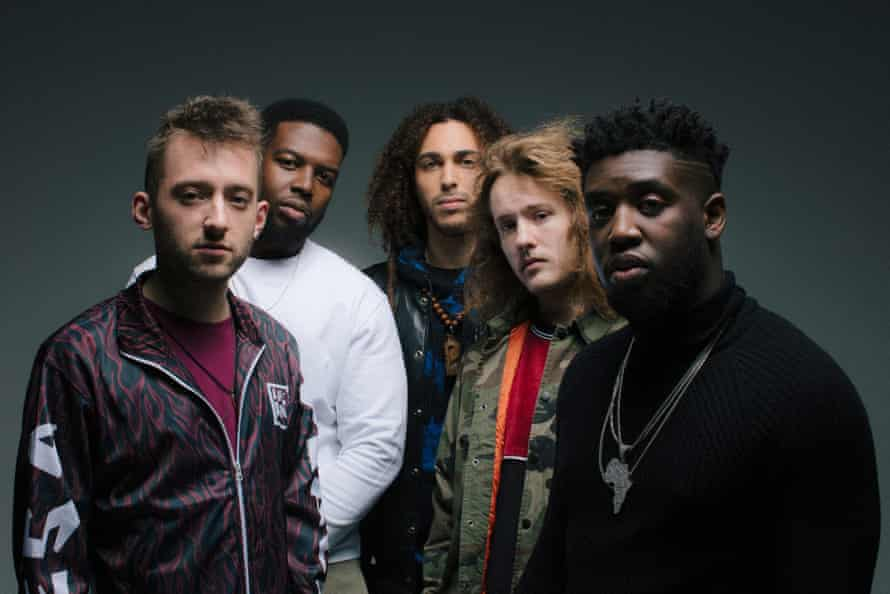 Ezra Collective, featured in Blue Note Re: Imagined.