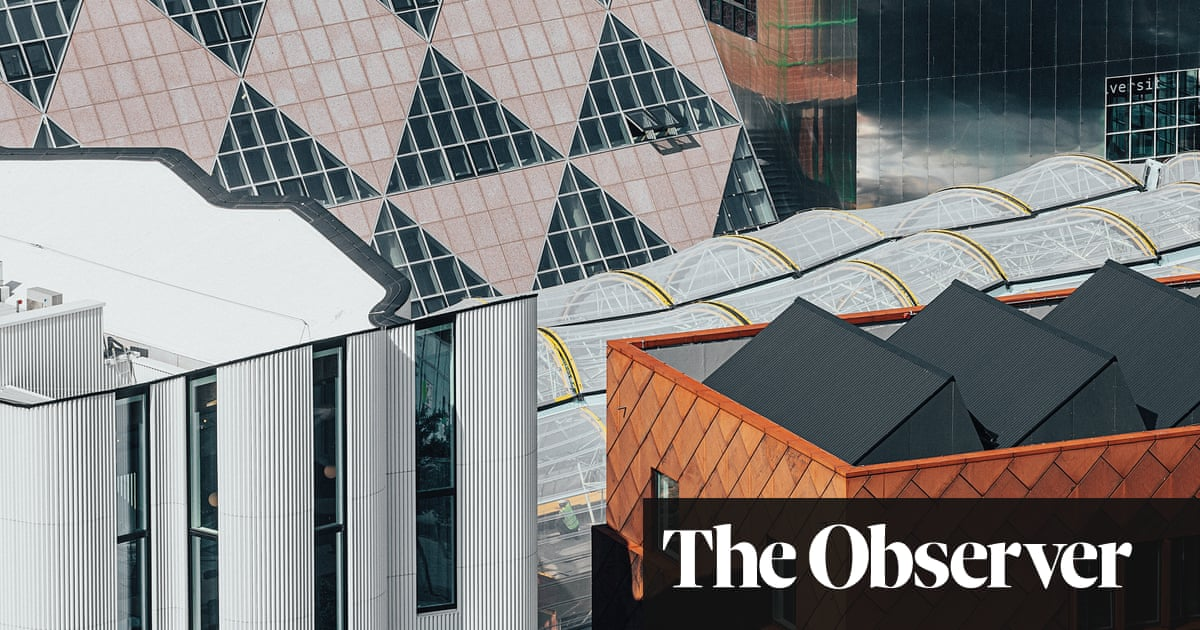 Greenwich Design District review – a lesson in how to make somewhere out of nowhere