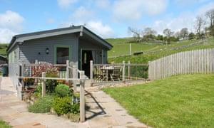 Daisybank Cabin, near Bakewell, Peak District