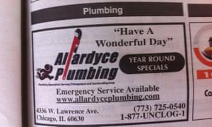 Allardyce plumbing