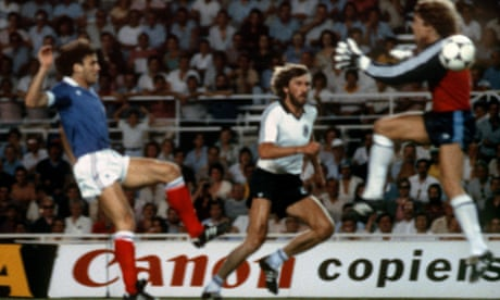 Platini and penalties: France v West Germany in 1982 – Football Weekly
