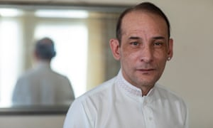 Mohammed Younis … 'I felt betrayed and disappointed that the people in power had been lying.'