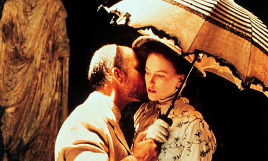 John Malkovich and Nicole Kidman in the 1996 film adaptation of The Portrait of a Lady. Photograph: Allstar/Propaganda Films