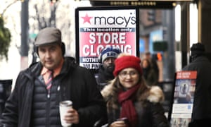 Macy's becomes the latest US retailer to shut up shop