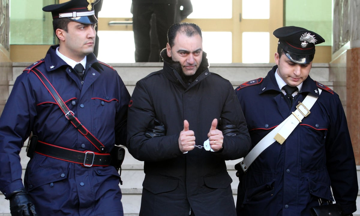 Italian judge breaks up families to save children of mafia ...