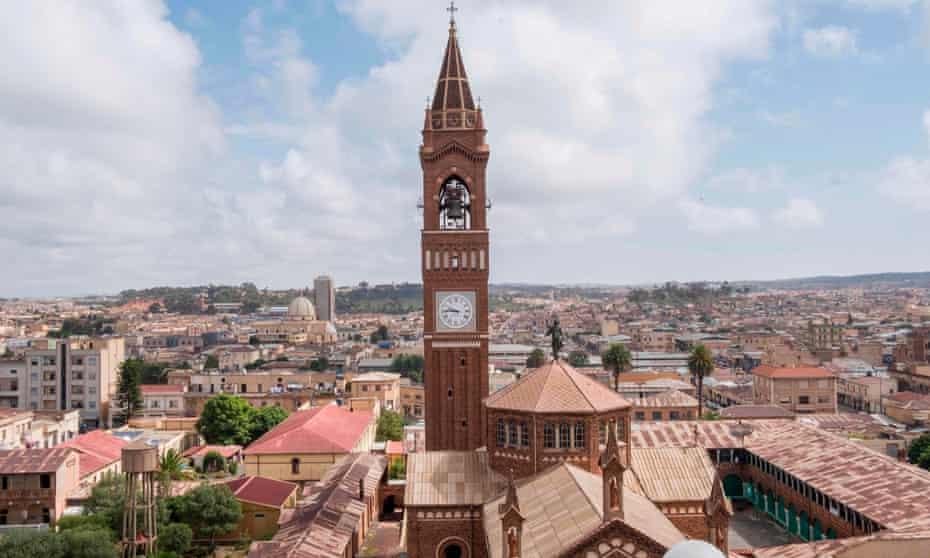 A view of Asmara