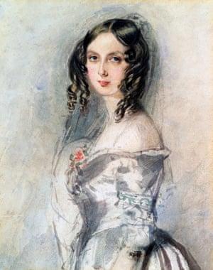 Portrait of Ada Lovelace c1835