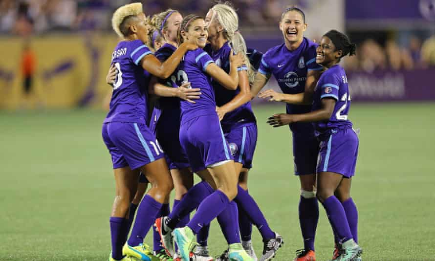 The expansion Orlando Pride are already attracting large crowds and media headlines.