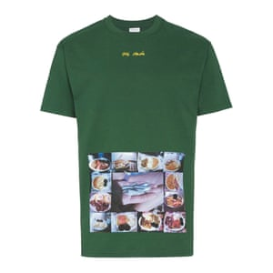Green Mark Lebon Dinner T-shirt