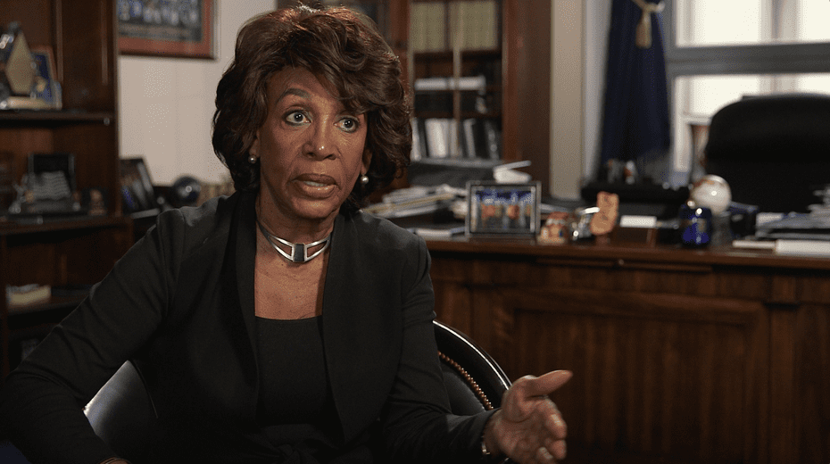 Congresswoman Maxine Waters in Fail Safe.