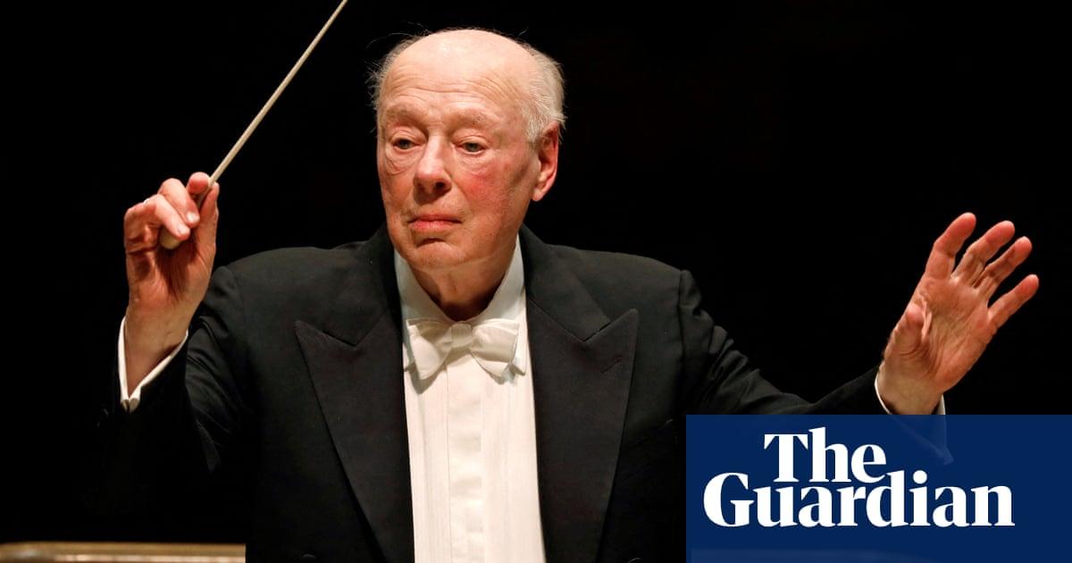 Celebrated conductor Bernard Haitink dies aged 92