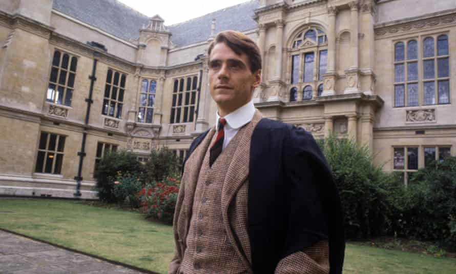 Class waugh … Brideshead Revisited.