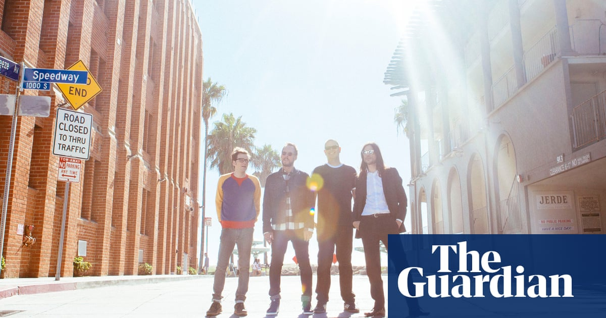 Weezer and Toto: the inside story of music's unlikely love