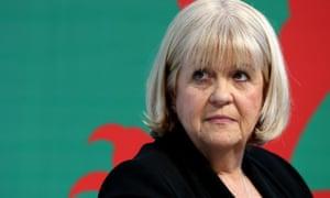 Cheryl Gillan, the MP for Chesham and Amersham