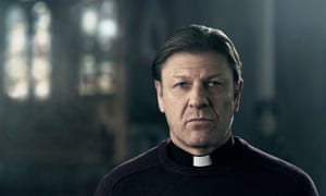 Rugged vulnerability … Sean Bean in Broken.
