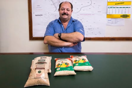 Keith Domleo, agriculture manager at Illovo sugar, Dwangwa, Malawi.