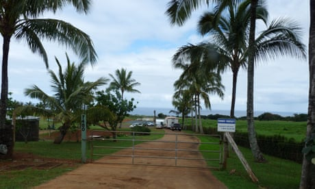 Hawaiians call Mark Zuckerberg 'the face of neocolonialism' over land lawsuits