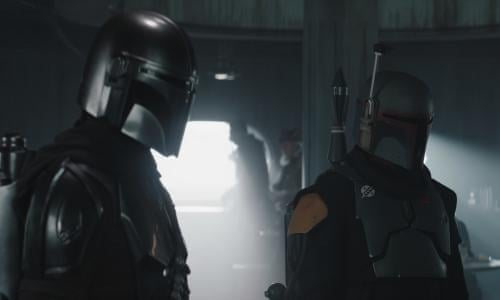 The Mandalorian Recap Season Two Episode One A Dangerous Quest To Offload Baby Yoda Television The Guardian Последние твиты от womp rat (@wompratbass). the mandalorian recap season two