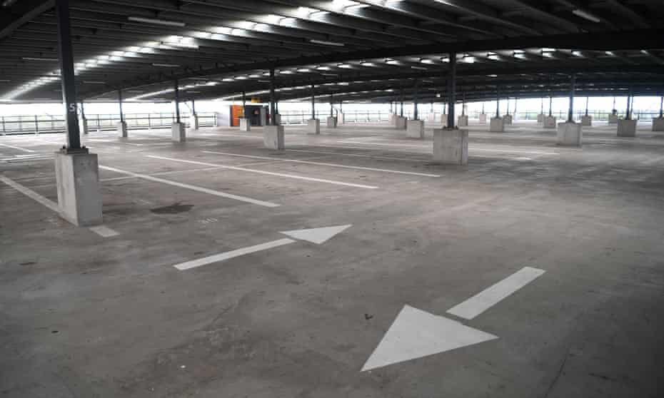 Coalition's $660m commuter car park fund included a 500-space project in Melbourne costing $115,000 a space.