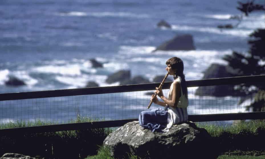 Mind and body … the Esalen Institute in Big Sur, California.
