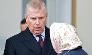 Prince Andrew, Duke of York and Queen Elizabeth II attend the Royal Windsor Endurance event