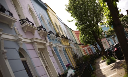 The average house price in London is now £525,000