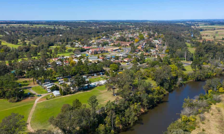 The township of Wallacia in Wollondilly Shire