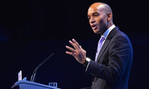 Chuka Umunna, who told manufacturing bosses the Department for Business, Innovation and Skills should be the engine room of the economy.