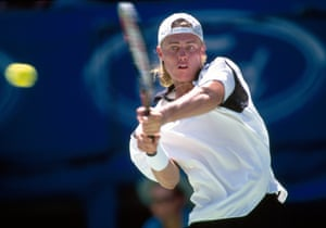 Lleyton Hewitt was and still is a cult figure at the Australian Open.