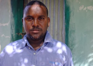 Noor Tawane, one of Dadaab's first residents.