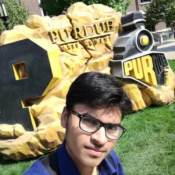Amrish Nayak Purdue University