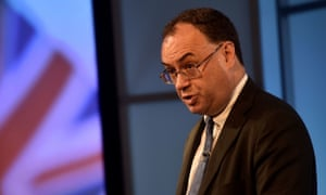 Andrew Bailey, the next governor of the Bank of England.