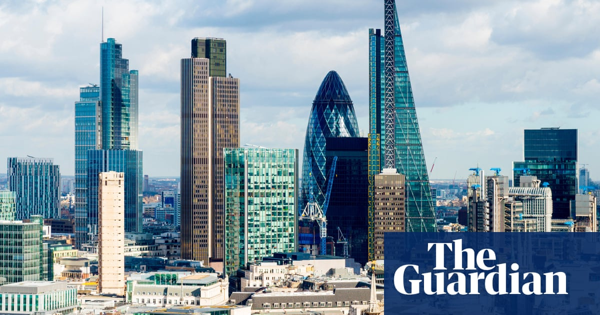 London attracts almost half foreign investment into UK, says ONS